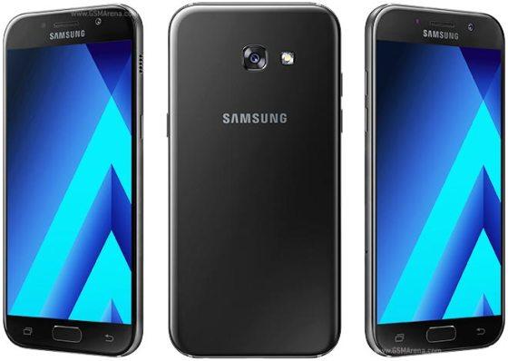 Galaxy A5 2017 aggiornamento fine novembre 2018