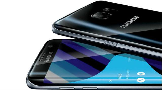 Galaxy S7 Edge aggiornamento inizio novembre 2018