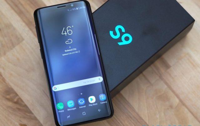 Galaxy S9 con Android Pie due nuove modalità per la Camera