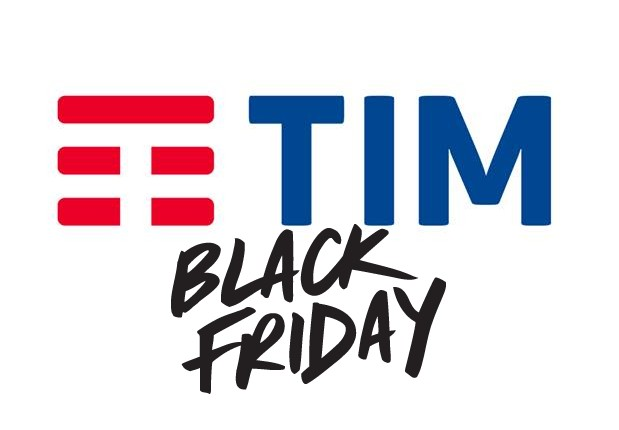Tim Black Friday 2018: offerte