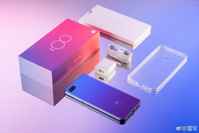 Xiaomi Mi 8 Lite e Mi 8 Pro MIUI 10 Globale stabile