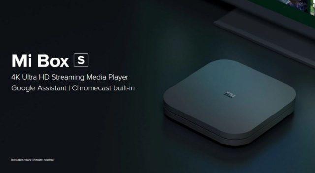 Xiaomi Mi Box S (Mi box 4) prezzo
