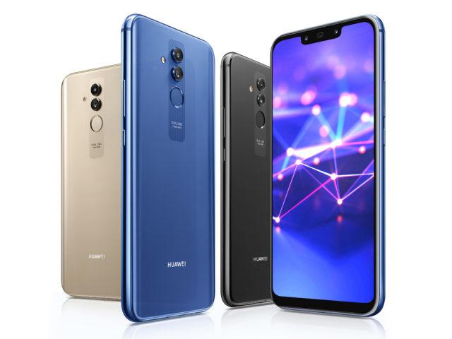 Huawei Mate 20 Lite aggiornamento metà dicembre 2018