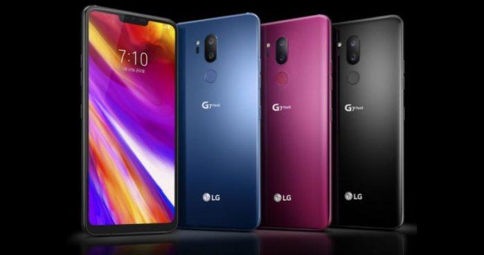 LG G7 aggiornamento Android Pie