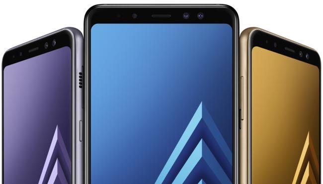 Galaxy A8 2018 nuovo firmware metà dicembre 2018