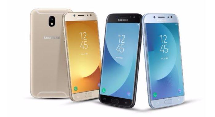 Galaxy J7 e j3 2017, Galaxy J4 e J6 Android Pie 9.0