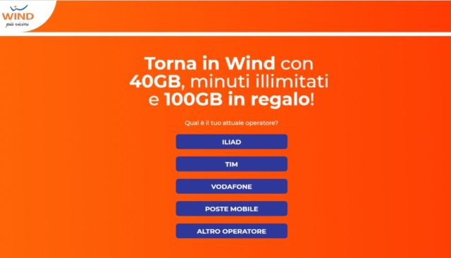 Wind All Inclusive 40 Online