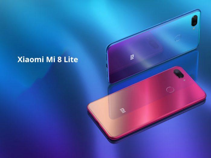 Xiaomi Mi 8 Lite e Mi Max 3 best buy fine 2018