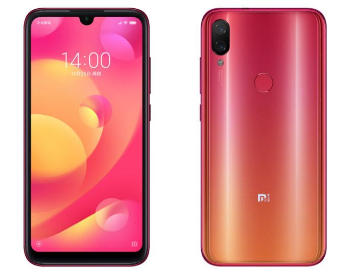 Xiaomi Mi Play ufficiale: prezzo e caratteristiche