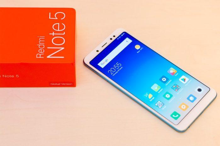 Xiaomi Redmi Note 5 offerta coupon prezzo 160 euro per Natale