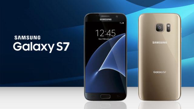 Galaxy S7 aggiornamenti inizio dicembre 2018