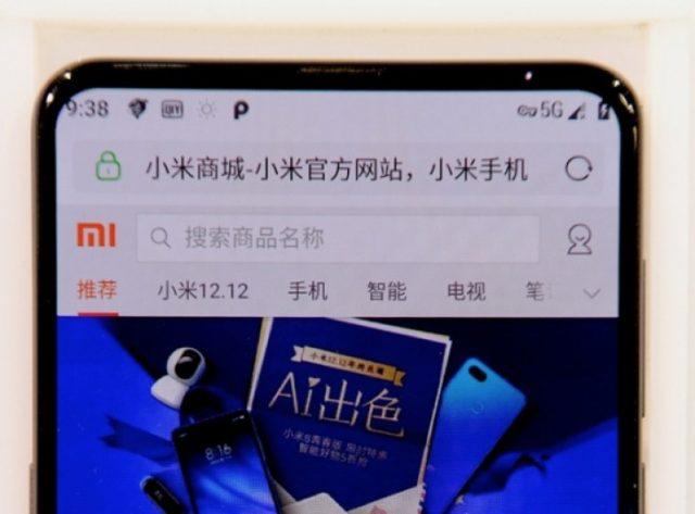 Xiaomi Mi Mix 3 5G arriverà in Europa
