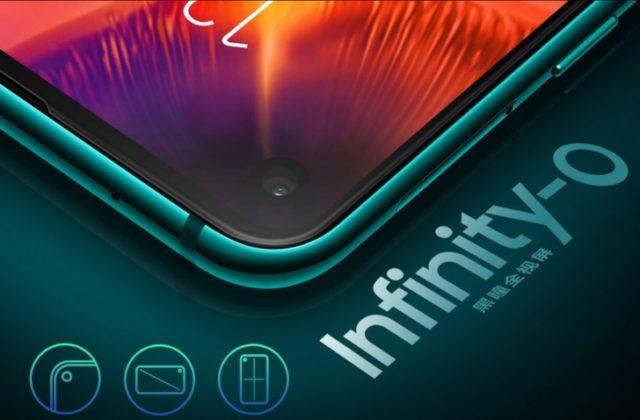 Samsung Galaxy A8S ufficiale