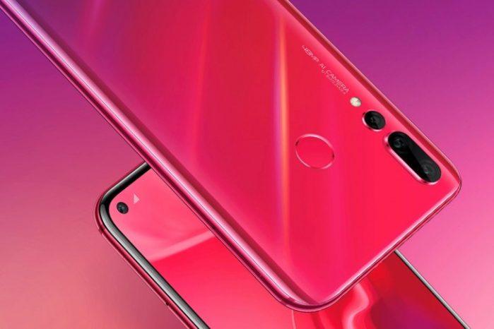 Huawei Nova 4 ufficiale: carattersitiche