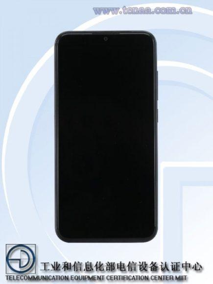 Xiaomi Redmi 7 immagini TENAA