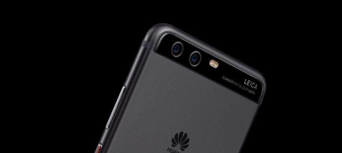 Huawei P10 aggiornamento Android Pie 9.0 iniziato