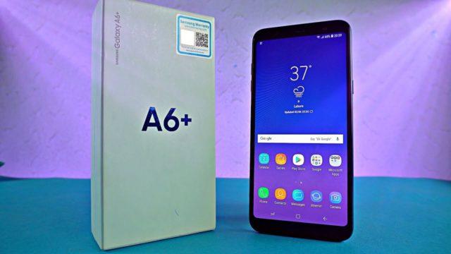 Galaxy A6 Plus aggiornamento dicembre 2018