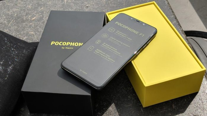 Pocophone F1 e Honor 10 coupon fine anno Gearbest