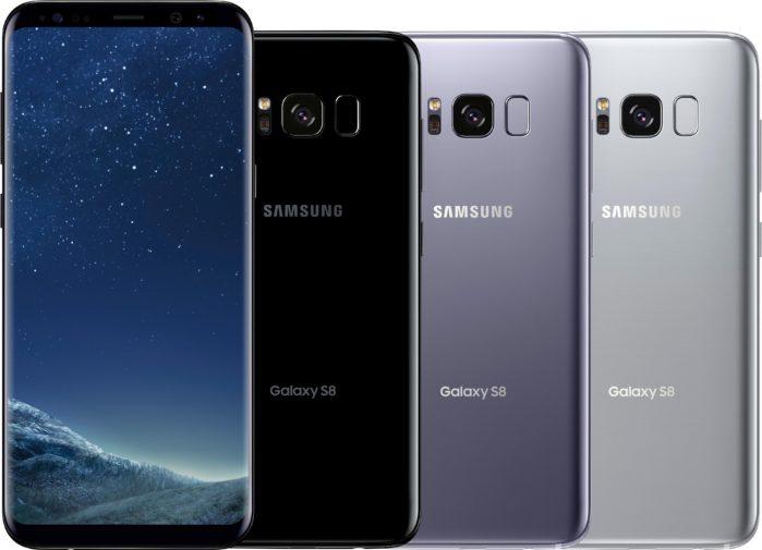 Galaxy S8 secondo aggiornamento dicembre 2018