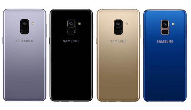 Galaxy A8 2018 nuovo firmware dicembre 2018
