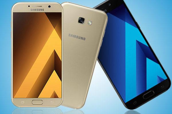 Samsung Galaxy A5 2017 dicembre 2018 aggiornamento