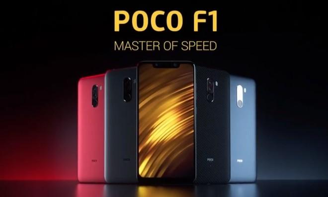Xiaomi PocoPhone F1 offerta lampo di natale dopo aggiornamento Android Pie