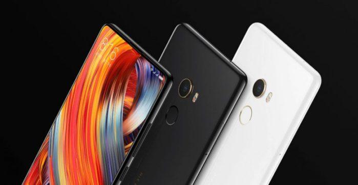 Xiaomi Mi Mix 2S prezzo 306 euro con coupon