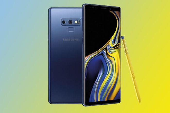 Galaxy Note 9 Android Pie stabile in Germania (beta tester)