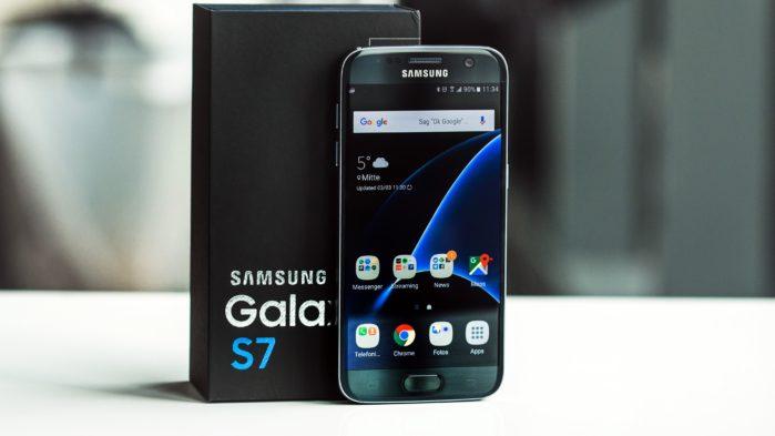 Galaxy S7 in vendita gennaio 2019
