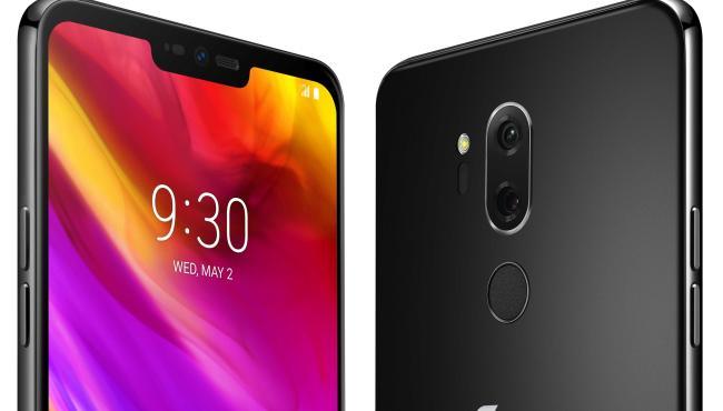 LG G7 ThinQ si aggiorna a gennaio 2019