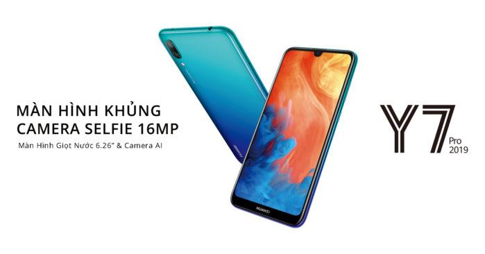 Huawei Y7 Pro 2019 ufficiale