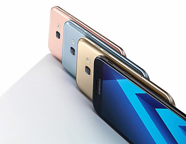 Galaxy A5 2017 aggiornamento gennaio 2019