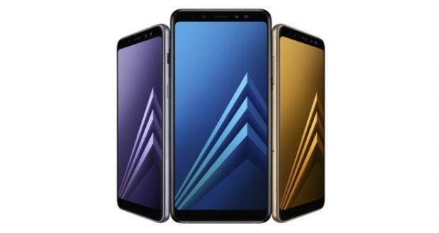 Galaxy A8 2018 aggiornamento gennaio 2019