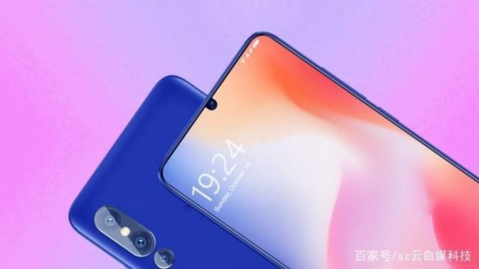 Xiaomi mi 9 render: design ufficioso?