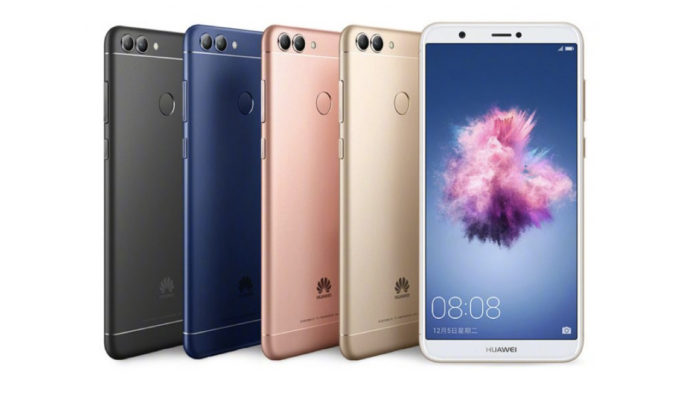 Huawei P Smart aggiornamento gennaio 2019