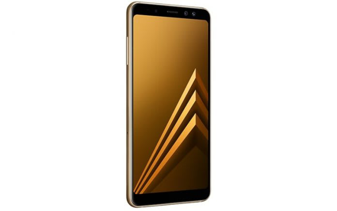 Galaxy A8 Android 9 Pie