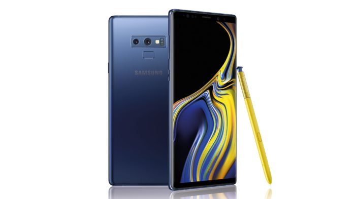 Galaxy Note 9 Android Pie 9.0 in Italia iniziato