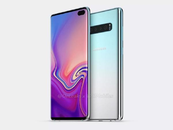 Galaxy S10 e S10 Plus video pubblicitario Norvegia