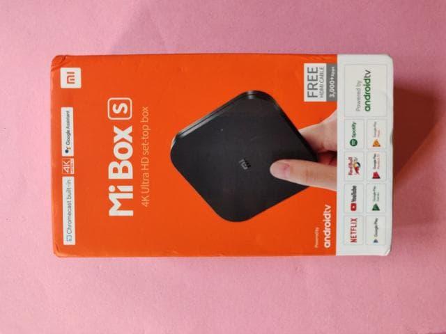 Xiaomi Mi Box S in offerta lampo prezzo 61 euro