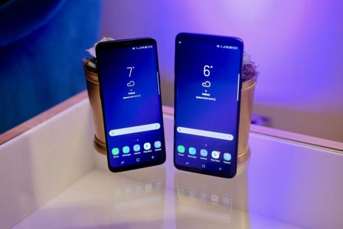 Galaxy S9 e S9 Plus aggiornamento fine febbraio 2019