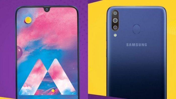 Samsung Galaxy M30 ufficiale