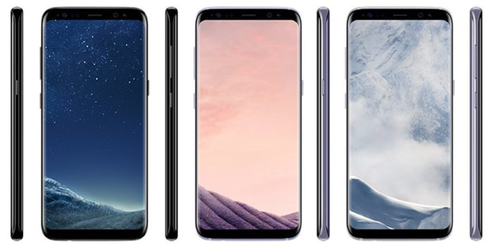 Galaxy S8 e S8 Plus aggiornamento Android Pie Italia