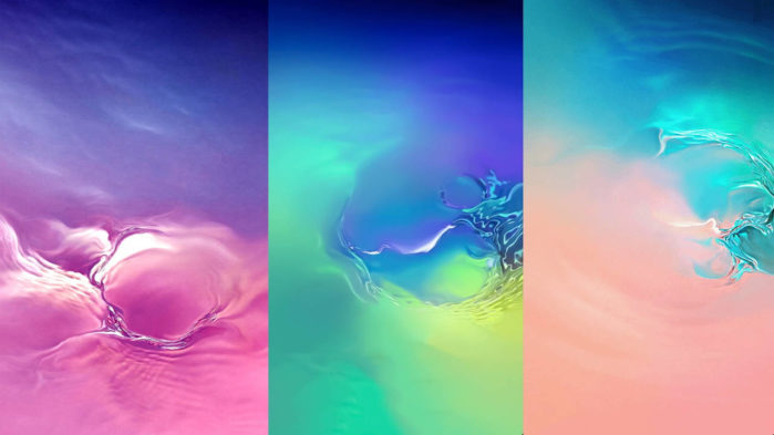 Galaxy S10 Wallpaper download