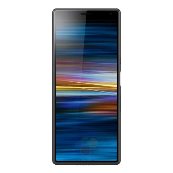 Sony Xperia XA3 render e video dal vivo