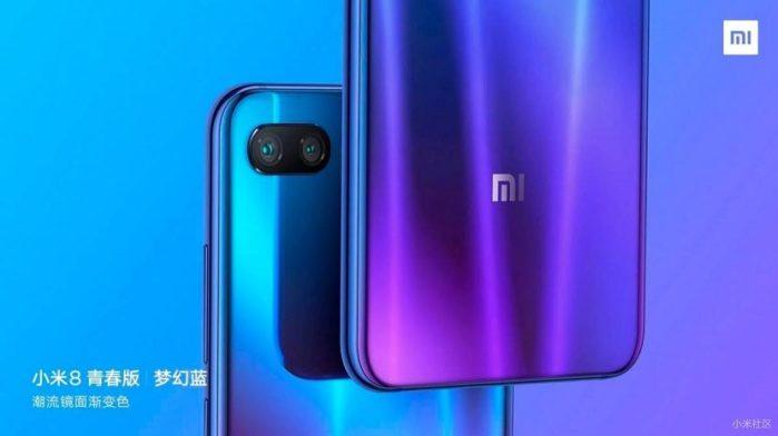 Xiaomi Mi 8 Lite avrà la modalità Notte
