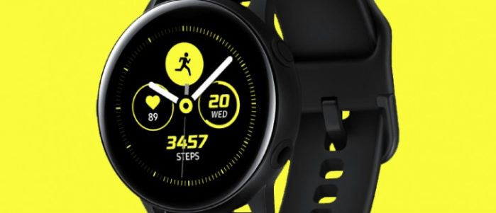 Samsung Galaxy Watch Active e Galaxy Buds
