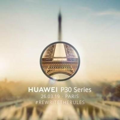 Huawei P30 e P30 Pro data ufficiale