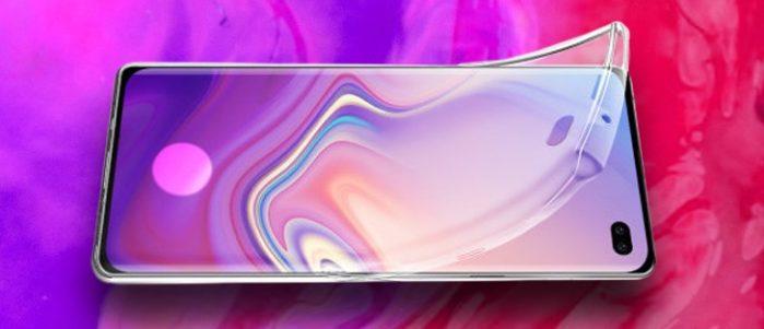 Galaxy S10 Plus video dal vivo