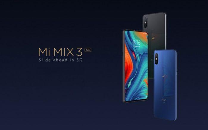 Xiaomi Mi Mix 3 5G arriva in Italia: prezzo e disponibilità