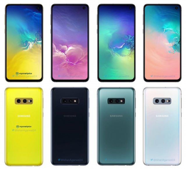 Galaxy S10 specifiche hardware complete svelate